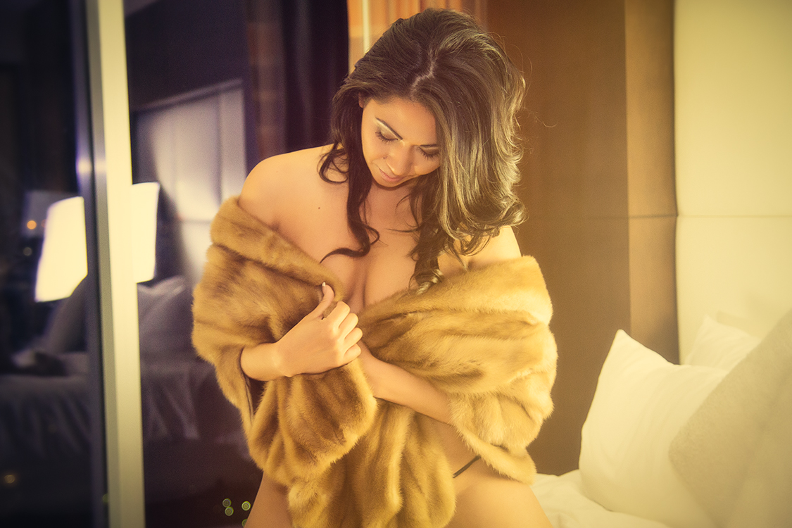 Detroit Boudoir photography